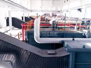 双胞胎饲料1-12吨SZL系列燃煤、WNS系列燃气锅炉项目