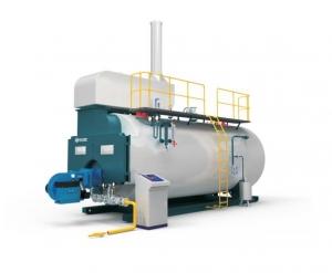 吉安WNS系列燃油(气)冷凝蒸汽锅炉